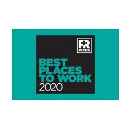 Best Place To Work 2020 Winner
