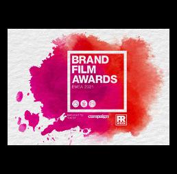 Brand Film Awards Finalist